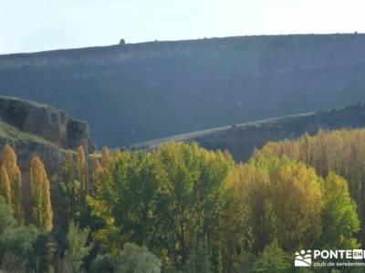 Hoces del Río Duratón - Villa y Tierra de Sepúlveda ;viajes senderismo semana santa